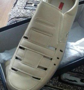 Мужские туфли(новые)