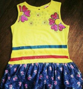 Платье новое! Размер 86