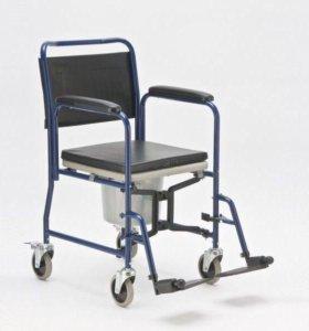 Инвалидное кресло (с туалетом)