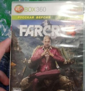 Игра Farcry 4