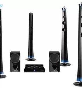 Домашний кинотеатр LG HX-996TS, 3D,Blu-ray, USB.