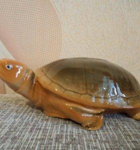 Фарфоровая статуэтка Черепаха сухопутная