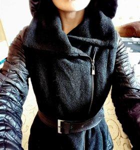 Полупальто пальто укороченное 42 44 46