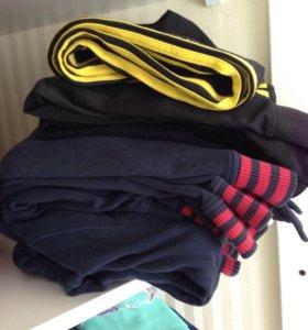Спортивная одежда для мальчиков 11-13 лет