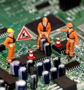 Обслуживание и ремонт офисной техники