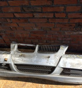 Бампер передний задний BMW e90