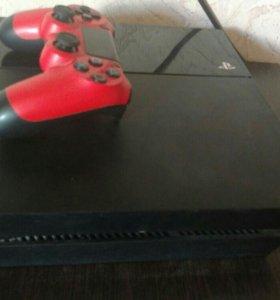 Sony PlayStation 4 500 gb (CUH-1108A)
