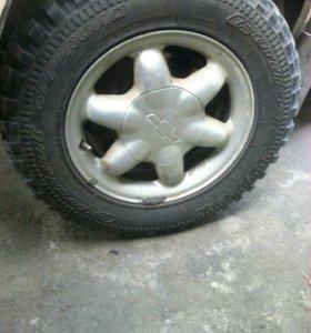 Диски и колёса