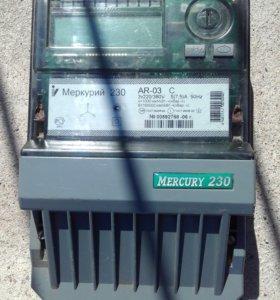 Счетчик электроэнергии меркурий 230 AR-03C