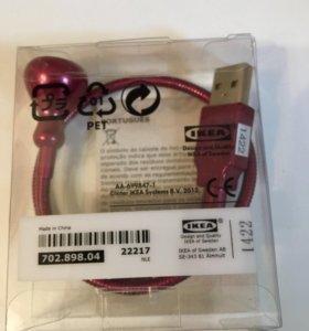 Лампа от USB