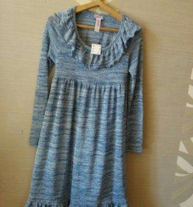 Новое платье JUSTIGE 10-12 лет