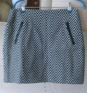 Теплая юбка (44 р)