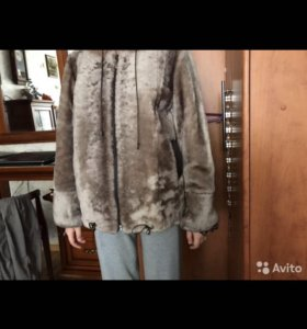 Мутоновая куртка