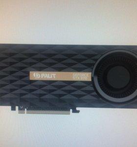Palit GeForce GTX 970 1051 MHz 4096Mb 7000Mhz 256