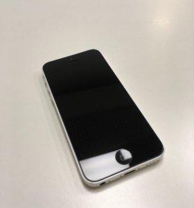 IPhone 5c (16 Gb, white)
