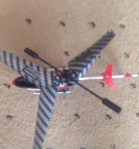 Вертолёт на пульте управления T series t20