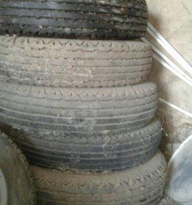 Продам колёса для тракторной телеги