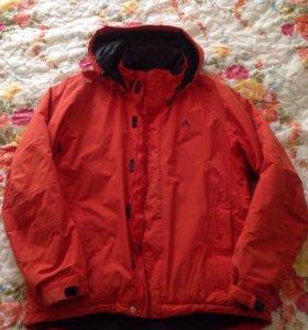 Куртка горнолыжная Adidas