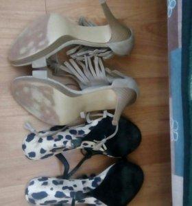 Женская обувь 39размера