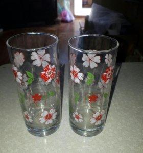 стаканы для напитков