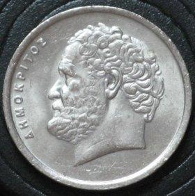 Греция 10 драхм