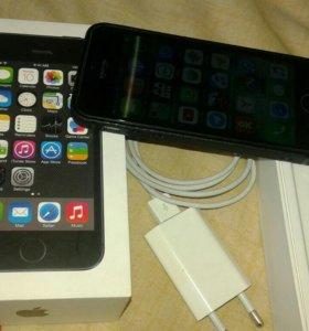 IPhone 5s 32гб срочно торг