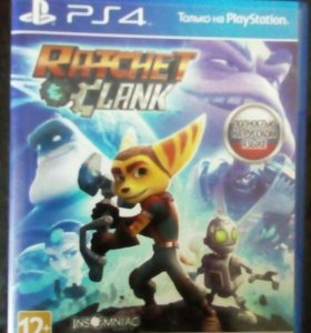 Ratchet and Clank на ps 4