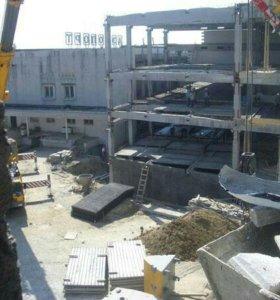 Фундаменты и любые бетонные работы. Монолитчики