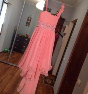 Платье на девочку (9-10 лет)