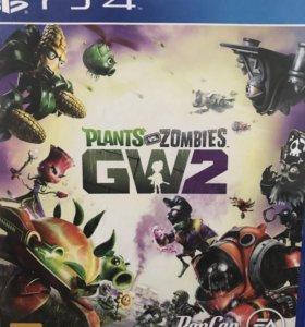Plants VS Zombies GW2