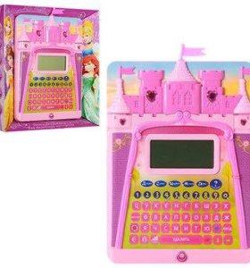 Детский планшет для маленькой принцессы новый