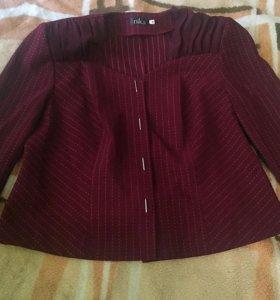 Костюм юбка пиджак