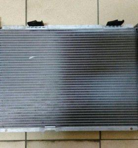 Радиатор на Mercedes