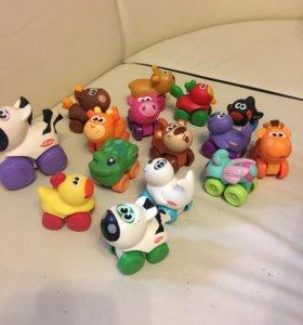 15 игрушек PlaySkool