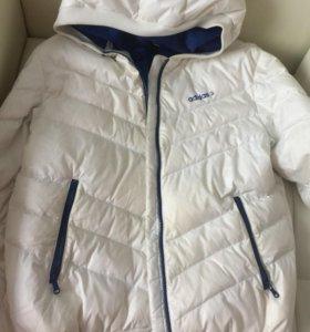 Куртка демисезонная Adidas.