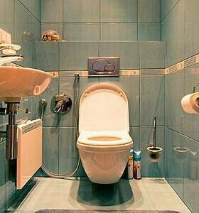 Ремонт санузлов, ванная/туалет под ключ
