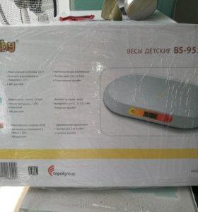 Детские электронные весы Selby BS-951. Новые