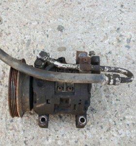 Для Nissan компрессор кондиционера (1,4 16v)