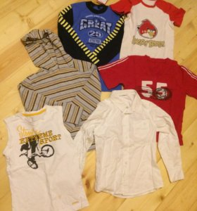Вещи на мальчика р 128-134-140