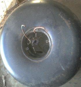 Бак ГБО 42л. под запаску с мультиклапаном
