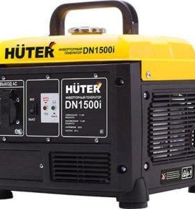 Инверторный генератор Huter DN1500i