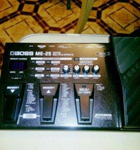 Процессор для электрогитары Boss ME-25