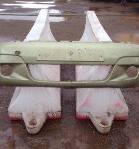 Daewoo Matiz бампер передний
