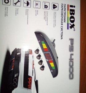 Парковочная система, IBOX PS 4000