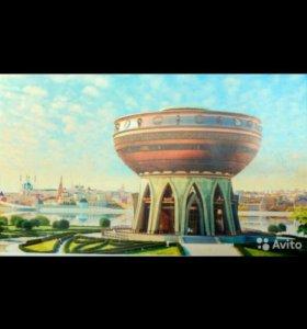 Современная экскурсия по Казани