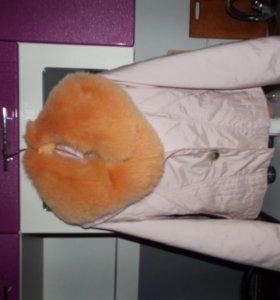 Роскошная зимняя куртка