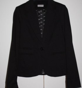 Черный пиджак C&A