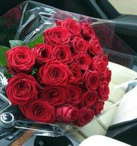 Розы,букеты из роз