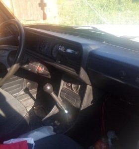 Машина Lada2107
