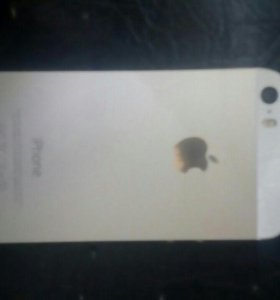 iPhone 5s gold Ростест